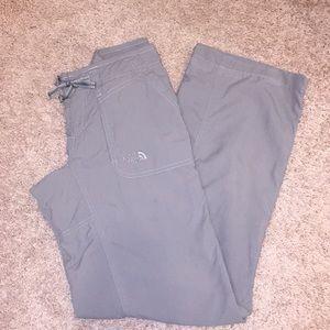 THE NORTHFACE grey pant